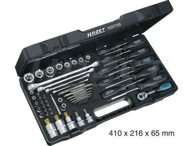 Hazet Set 58 chei profil Torx HZ1557/58 0