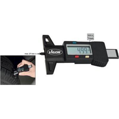 Subler electronic adancine profil anvelope V1584 0