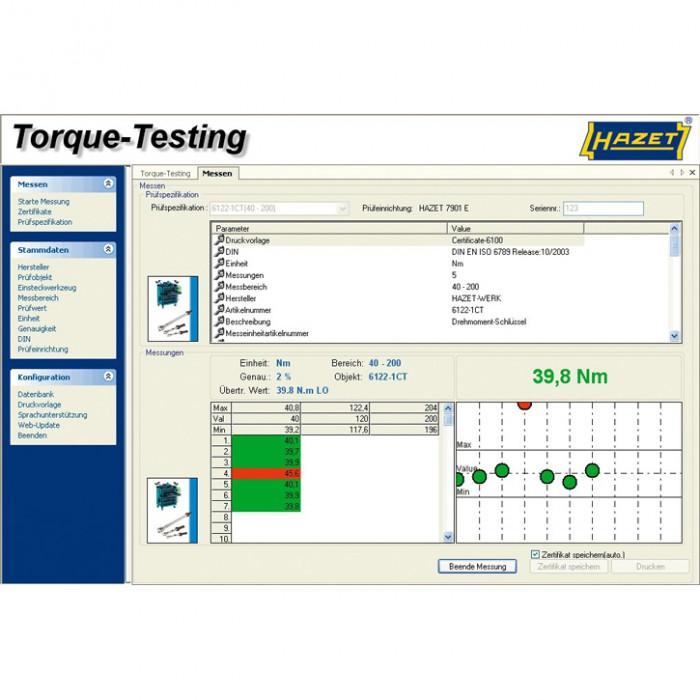 Software De Testare Hz7901e 7901E-D 0