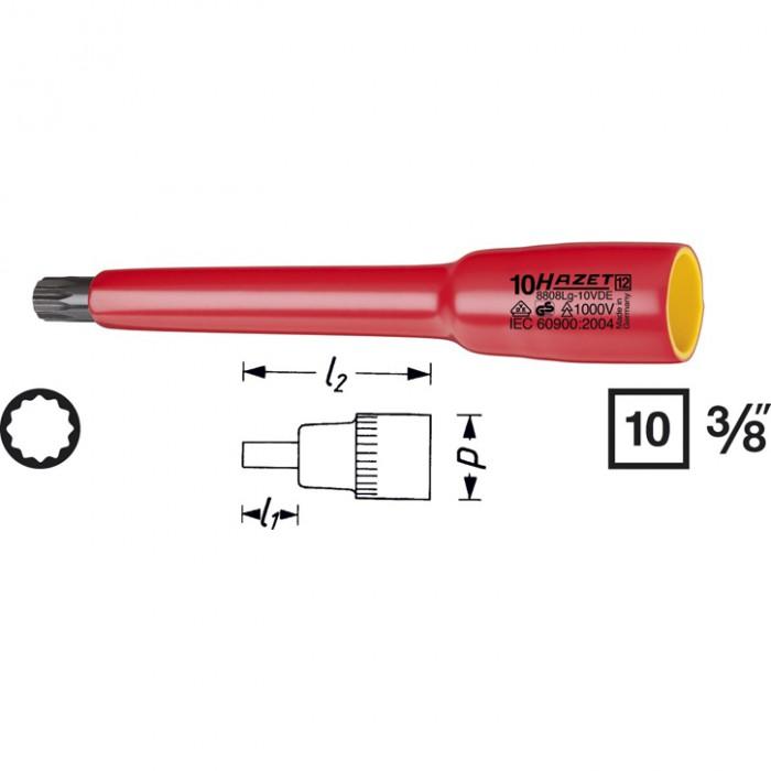 Cheie Modulara Imbus 8808LG-12VDE 0