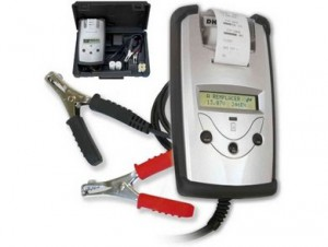 Tester baterie BT501 cu imprimanta0