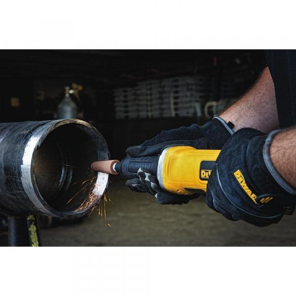 Polizor drept (biax) DeWALT DWE4884, 25.000 rpm, 450W, 6mm 2
