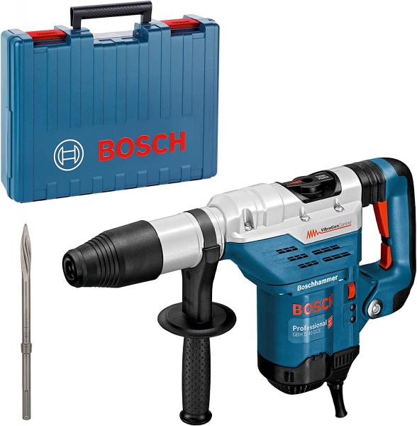 Ciocan rotopercutor Bosch GBH 5-40 DCE, SDS-Max, 8.8J, 1150W, 340rpm 0