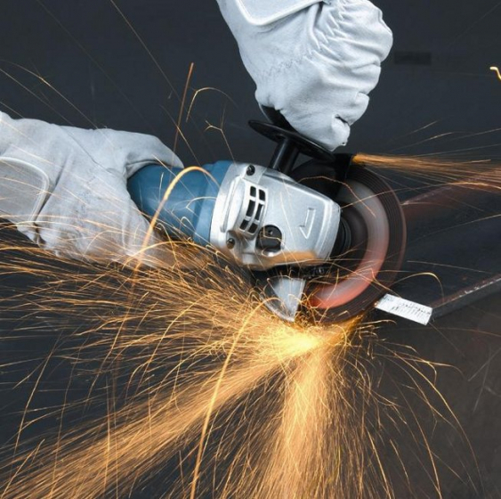 Polizor unghiular (flex) Makita GA5030R, 720 W, 11.000 rpm, 125 mm 3