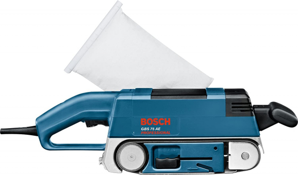 Slefuitor cu banda Bosch GBS 75 AE, 750W, 75x533mm [1]
