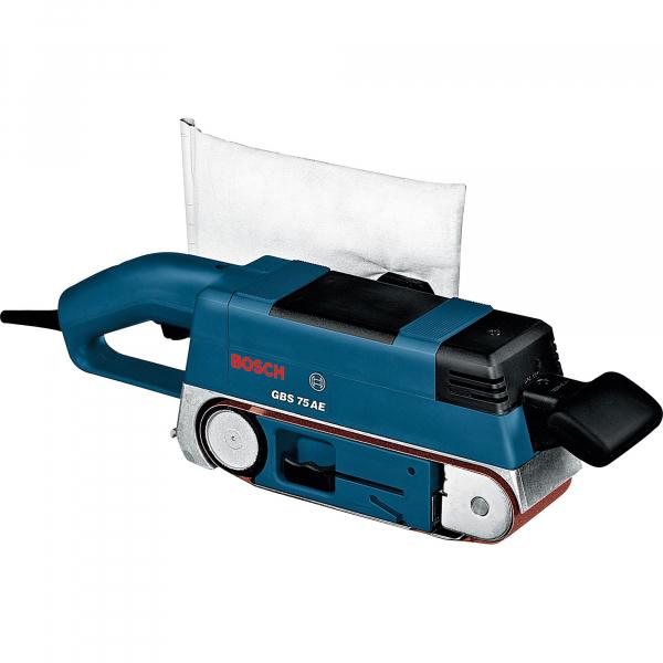 Slefuitor cu banda Bosch GBS 75 AE, 750W, 75x533mm [0]