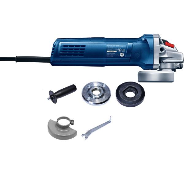 Polizor unghiular (flex) Bosch GWS 9-115 S, 900 W, turatie variabila, 115 mm 1