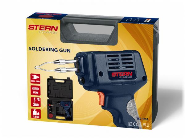 Pistol de lipit (cositor) Stern SLD175A, transformator, 175W, 380 grade 1