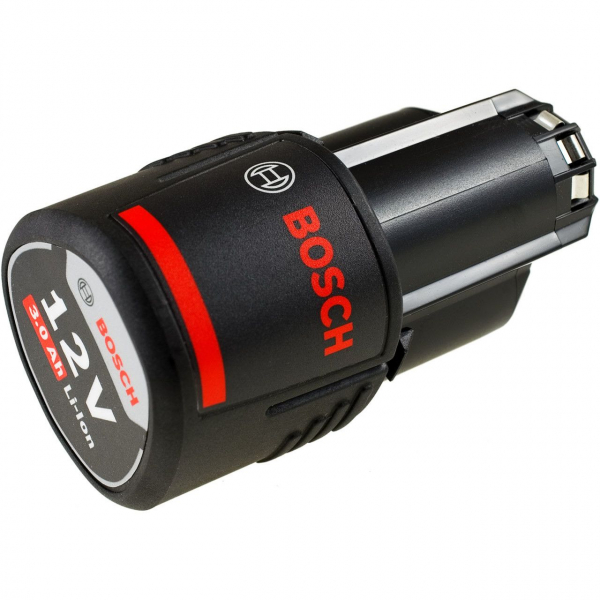 Acumulator original Bosch 1607A3506A, 12V, 3Ah 0