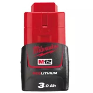 Acumulator original Milwaukee M12™ 3.0 AH, 12V, Li-Ion 0
