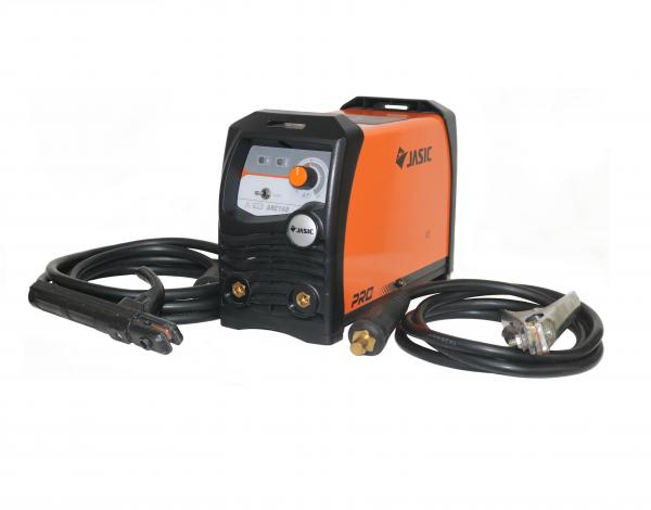 Aparat de sudura invertor Jasic ARC 160 PRO, 10-160A, MMA/TIG, 7.1kVa, electrozi 1.6mm-4mm, bazici/rutilici/supertit 1