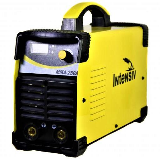 Aparat de sudura invertor Intensiv MMA 250, 20-250A, MMA, electrozi 1.6mm-4mm, bazici/rutilici/supertit [1]
