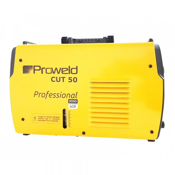 Aparat pentru taiere cu plasma ProWELD CUT-50, 20-50A, 15mm 2