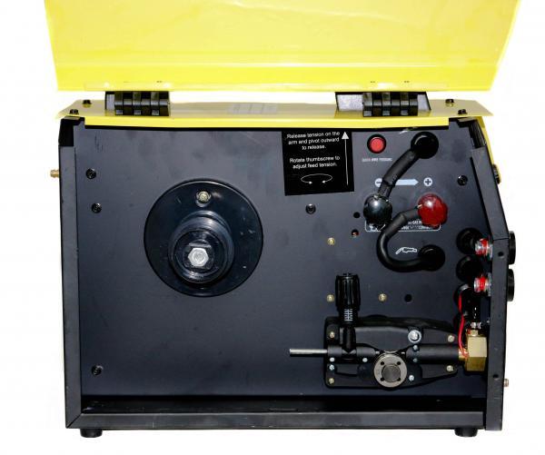 Aparat de sudura invertor Intensiv MIG 165, 30-160A, MIG-MAG/MMA, GAS/NO GAS, electrozi 1.6mm - 3.2mm bazici/rutilici/supertit 2