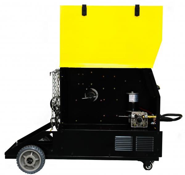 Aparat de sudura invertor Intensiv PERFEKT MIG 250 SYNERGIC, 30-250A, MIG MAG, MIG MAN, MMA, GAS/NO GAS, sarma/FLUX 0.6-1mm 2