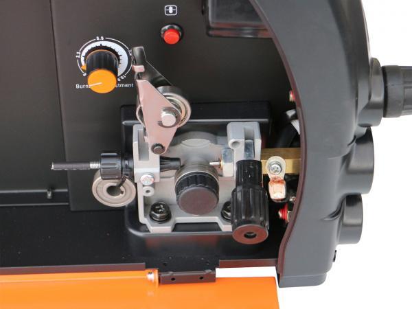 Aparat de sudura invertor Jasic MIG 160, 10-160A, MIG MAG MMA, GAS/NO GAS, sarma/FLUX 0.6-1mm 3