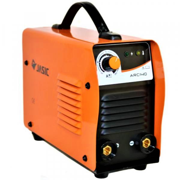 Aparat de sudura invertor Jasic ARC 140 DIY, 10-140A, MMA, electrozi 1.6mm-3.2mm, bazici/rutilici/supertit 0