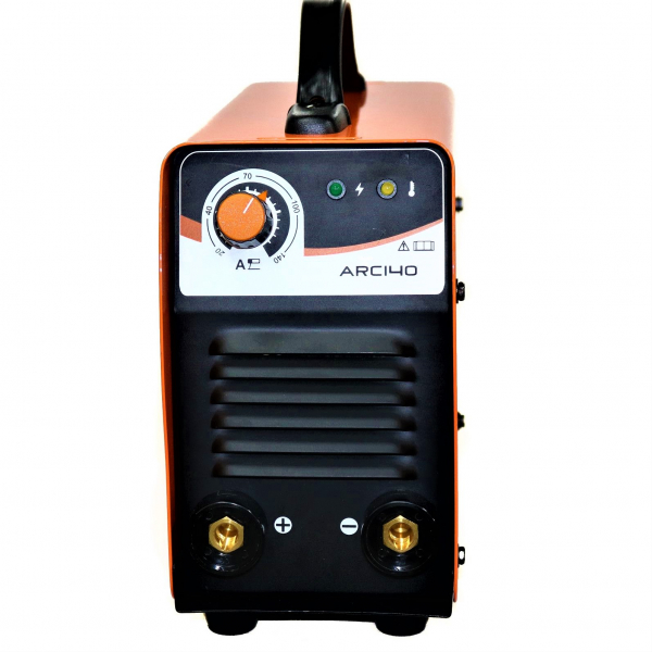 Aparat de sudura invertor Jasic ARC 140 DIY, 10-140A, MMA, electrozi 1.6mm-3.2mm, bazici/rutilici/supertit 2