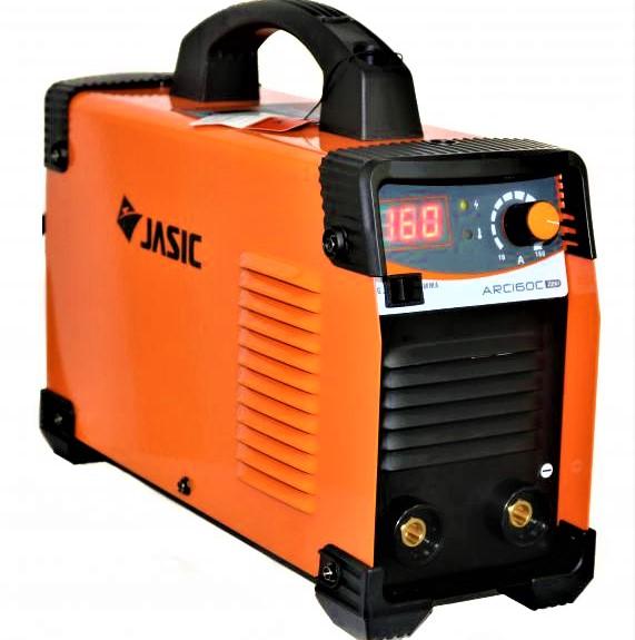 Aparat de sudura invertor Jasic ARC 160 CEL, 20-160A, MMA/TIG, 7.5kVa, electrozi 1.6mm-4mm, bazici/rutilici/supertit 0