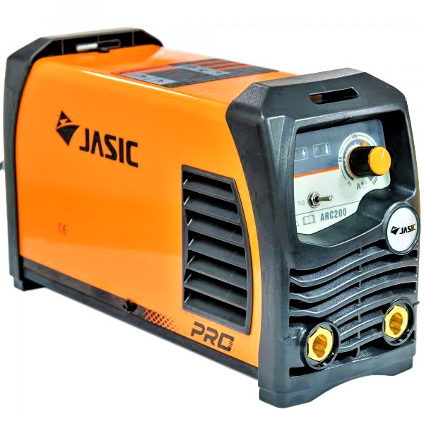 Aparat de sudura invertor Jasic ARC 200 PRO, 10-200A, MMA/TIG, 9.4kVa, electrozi 1.6mm-4mm, bazici/rutilici/supertit 0