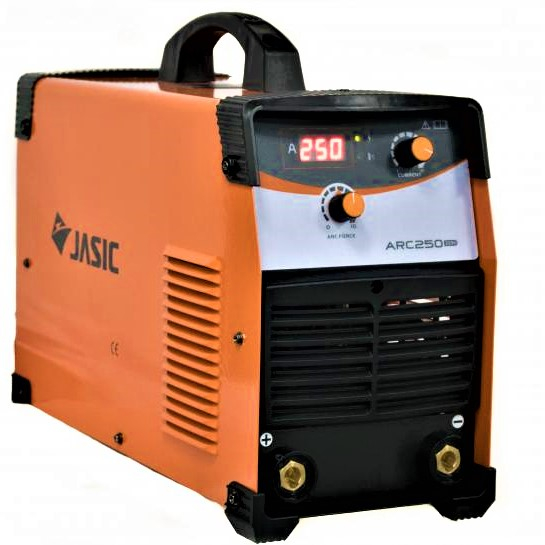 Aparat de sudura invertor Jasic ARC 250, 20-250A, MMA/TIG, 13.2kVa, electrozi 1.6mm-5mm, bazici/rutilici/supertit [0]