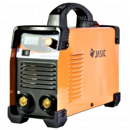 Aparat de sudura invertor Jasic ARC 200 CEL, 20-200A, MMA/TIG, 9.7kVa, electrozi 1.6mm-4mm, bazici/rutilici/supertit [1]