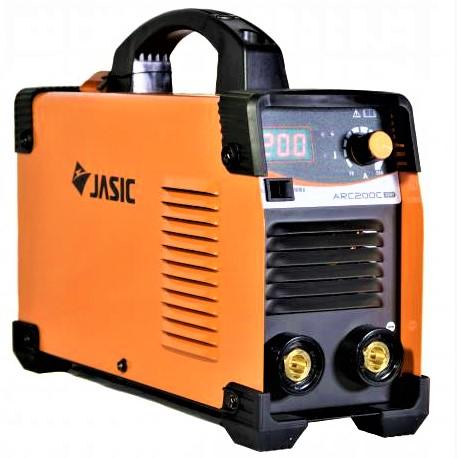 Aparat de sudura invertor Jasic ARC 200 CEL, 20-200A, MMA/TIG, 9.7kVa, electrozi 1.6mm-4mm, bazici/rutilici/supertit [0]