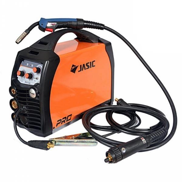 Aparat de sudura invertor Jasic MIG 200, 10-200A, MIG MAG MMA, GAS/NO GAS, electrozi/sarma/FLUX 0.6-1mm 1