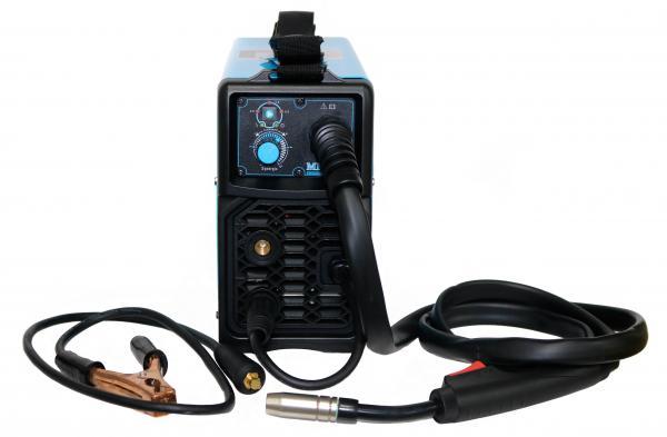 Aparat de sudura invertor Jasic NOVOMIG 130, 10-130A, MIG, GAS/NO GAS, sarma/FLUX 0.6-1mm 3