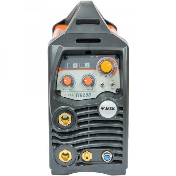 Aparat de sudura invertor Jasic TIG 200, 10-200A, TIG MMA, Electrozi bazici/rutilici/supertit1.6-3.2 mm 2
