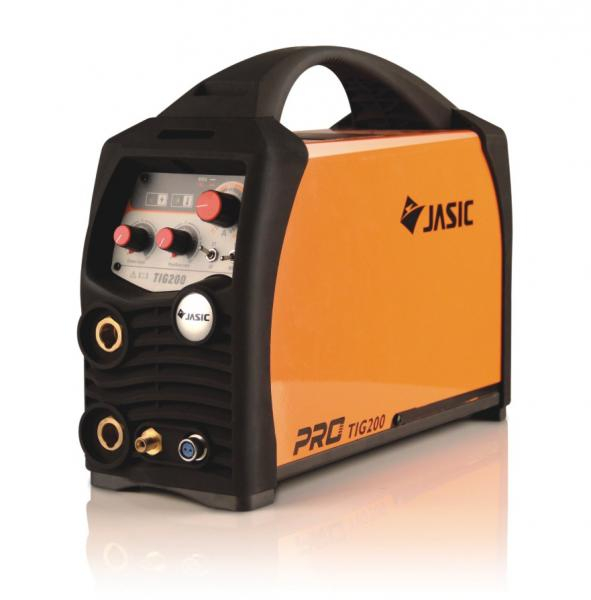 Aparat de sudura invertor Jasic TIG 200, 10-200A, TIG MMA, Electrozi bazici/rutilici/supertit1.6-3.2 mm 3