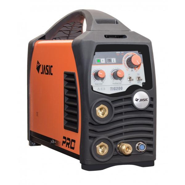 Aparat de sudura invertor Jasic TIG 200, 10-200A, TIG MMA, Electrozi bazici/rutilici/supertit1.6-3.2 mm 0