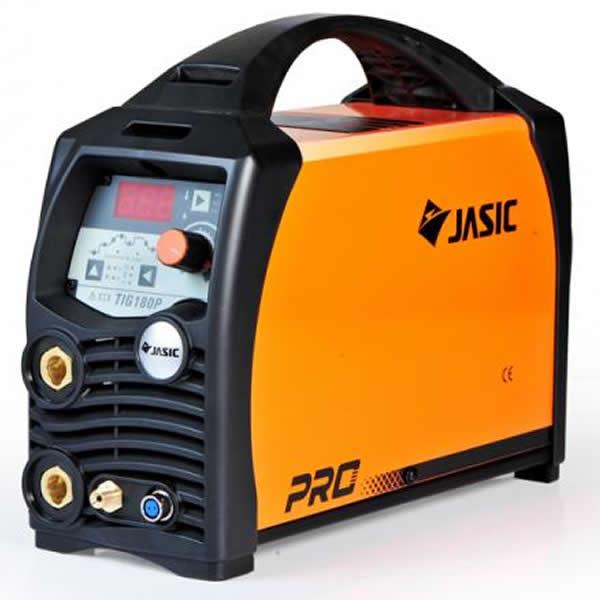 Aparat de sudura invertor Jasic TIG 180 Pulse, 10-180A, TIG MMA, electrozi bazici/rutilici/supertit1.6-3.2 mm 0