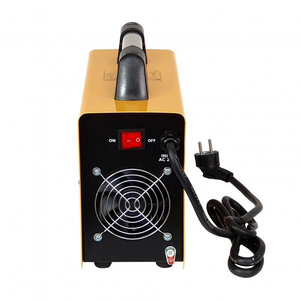 Aparat de sudura invertor ProWELD ARC400e, 20-180A, 7KvA, MMA, electrozi 1.6mm-4mm, bazici/rutilici/supertit 2