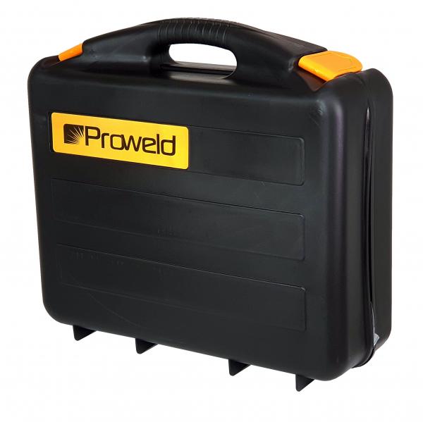 Aparat de sudura invertor ProWELD ARC400e, 20-180A, 7KvA, MMA, electrozi 1.6mm-4mm, bazici/rutilici/supertit 3