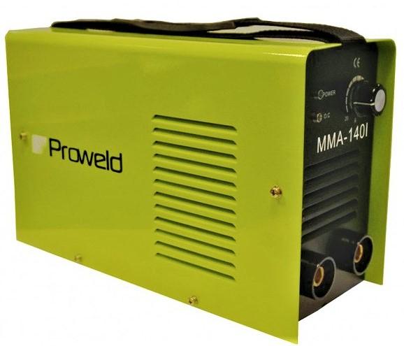 Aparat de sudura invertor ProWELD MMA-180I, 20-180A, 7KvA, electrozi 2.5mm/3.2mm, bazici/rutilici/supertit 0