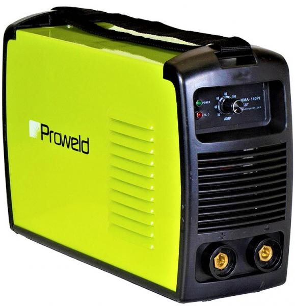 Aparat de sudura invertor ProWELD MMA-140PI, 20-140A, 5.5KvA, electrozi 2.5mm/3.2mm, bazici/rutilici/supertit 0