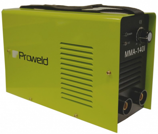 Aparat de sudura invertor ProWELD MMA-140I, 20-120A, 5.5KvA, electrozi 2.5mm/3.2mm, bazici/supertit 0