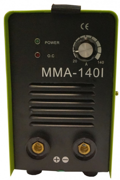 Aparat de sudura invertor ProWELD MMA-140I, 20-120A, 5.5KvA, electrozi 2.5mm/3.2mm, bazici/supertit 1