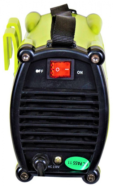 Aparat de sudura invertor ProWELD ROC-140I, 20-140A, 5.5KvA, electrozi 2.5mm/3.2mm, bazici/rutilici/supertit 2