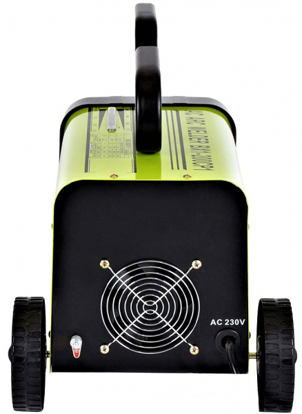 Aparat de sudura transformator ProWELD BX1-200CP1, 75-200A, 11.2KvA, MMA, electrozi 2.5mm-5mm, rutilici/supertit 2