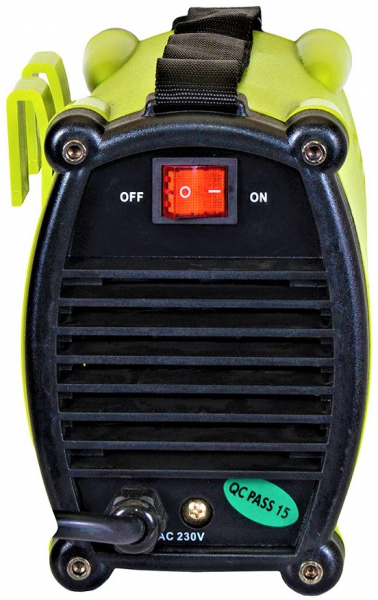 Aparat de sudura invertor ProWELD ROC-180I, 20-180A, 6.5KvA, electrozi 2.5mm-4mm, bazici/rutilici/supertit 2