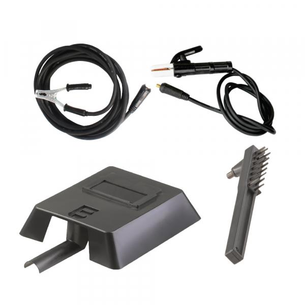 Aparat de sudura invertor Verk VWI-100A, 10-100A, 3.8KVA, MMA, Electrozi 1-2.5 mm 1