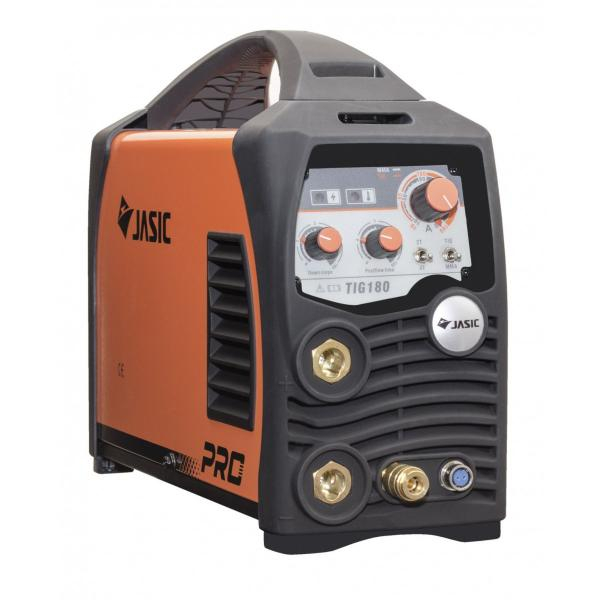 Aparat de sudura invertor Jasic TIG 180, 10-180A, TIG MMA, Electrozi bazici/rutilici/supertit1.6-3.2 mm 0