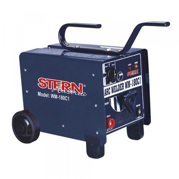 Aparat de sudura transformator Stern WM1-180C1, 60-180A, MMA, electrozi 2.5mm-4mm, rutilici/bazici/supertit [0]