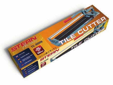 Aparat taiat gresie/faianta Stern TC600B, 600mm, 22x10.5x2mm 1