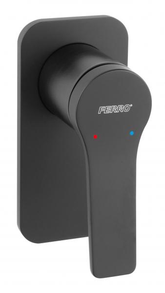 Baterie ingropata dus FERRO Stratos BSC7PABL, negru 0