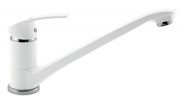 Baterie stativa spalator FERRO Metalia 57 57091.1, alb/crom 0