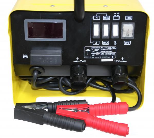Redresor auto (robot de pornire) Intensiv BOOST STAR 430 IMPULS, 12/24V, 400A MAX, 260A Demaraj 2