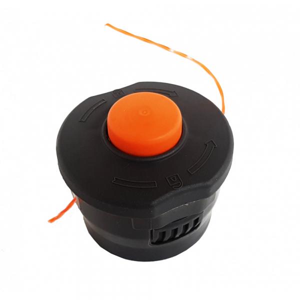 Cap taiere motocoasa (trimmer iarba) Redback E312D, 2.4mm 0